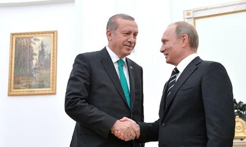 Thổ Nhĩ Kỳ mạo hiểm trong mối quan hệ với Nga 1