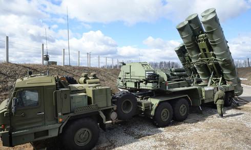 Nga bất ngờ vì Mỹ phản ứng việc triển khai S-400 tới Syria