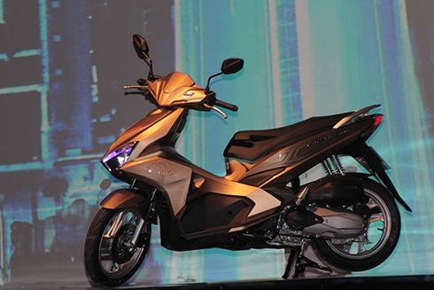 Honda Việt Nam ra mắt Air Blade mới 2