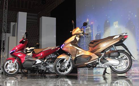 Honda Việt Nam ra mắt Air Blade mới 4