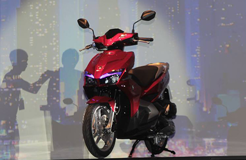 Honda Việt Nam ra mắt Air Blade mới 5