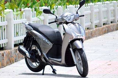 Yamaha NM-X và Honda SH - cuộc chiến xe ga cao cấp mới 2