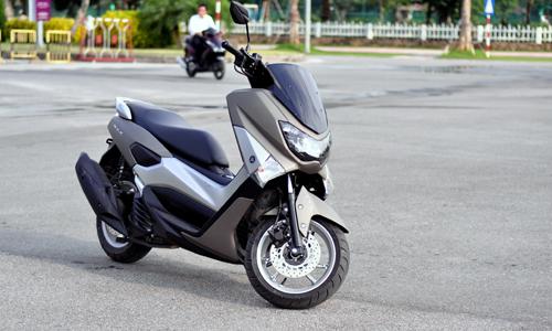 Yamaha NM-X và Honda SH - cuộc chiến xe ga cao cấp mới 1