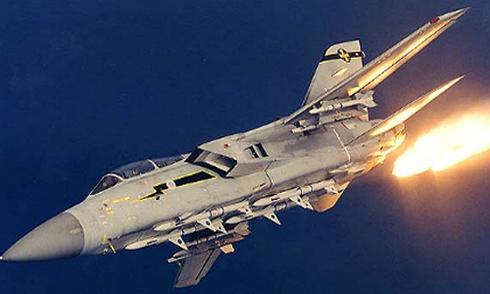 Đức điều chiến đấu cơ Tornado tới Syria diệt IS