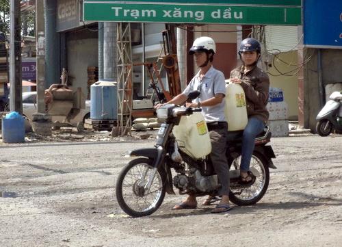 """Đồng Nai dùng công nghệ cao """"trị"""" cây xăng gian lận"""