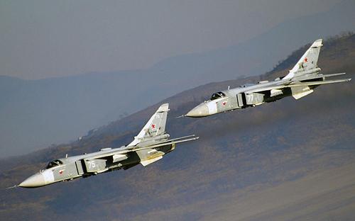 Chuyến xuất kích cuối cùng của chiếc Su-24 Nga bị bắn hạ 1