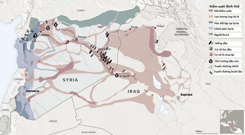 Mối làm ăn đáng ngờ giữa IS và Thổ Nhĩ Kỳ 2