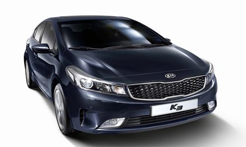 Kia K3 đời 2016 giá từ 11.900 USD tại Hàn Quốc 1