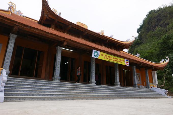 Ngôi chùa 'cột mốc tâm linh' biên giới Cao Bằng