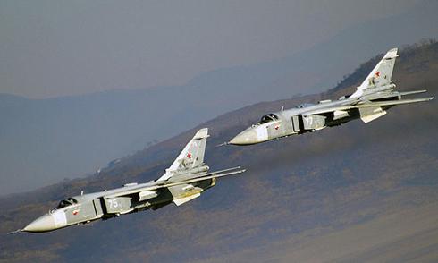 Chuyến xuất kích cuối cùng của chiếc Su-24 Nga bị bắn hạ