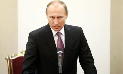 Putin dồn sức đối phó với mối đe dọa từ Thổ Nhĩ Kỳ