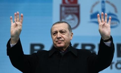 Tổng thống Thổ Nhĩ Kỳ ước đã không bắn máy bay Nga