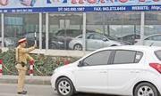 Có được phép sử dụng bản sao giấy tờ ôtô?