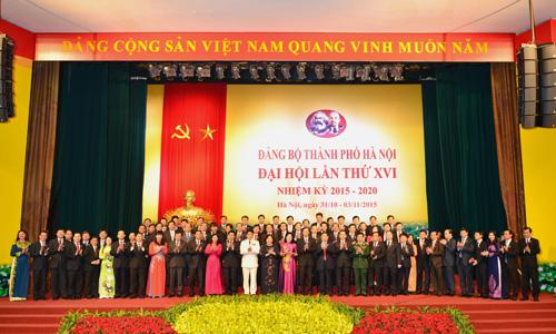 Hà Nội bổ nhiệm lãnh đạo các ban thuộc Thành ủy 1