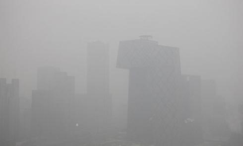 Ô nhiễm báo động, Bắc Kinh đóng cửa cao tốc