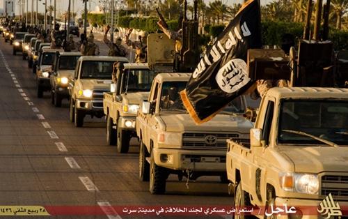 IS kiểm soát cửa ngõ vựa dầu Libya, lăm le đưa cuộc chiến tới Rome 1