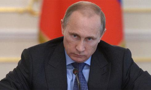 Putin khước từ gặp Tổng thống Thổ Nhĩ Kỳ ở Paris