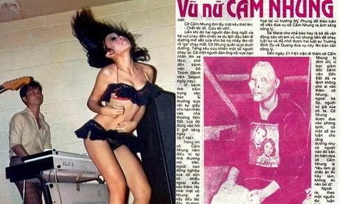 'Trùm giang hồ từ chối tạt axit vũ nữ Sài Gòn' nóng nhất mạng XH