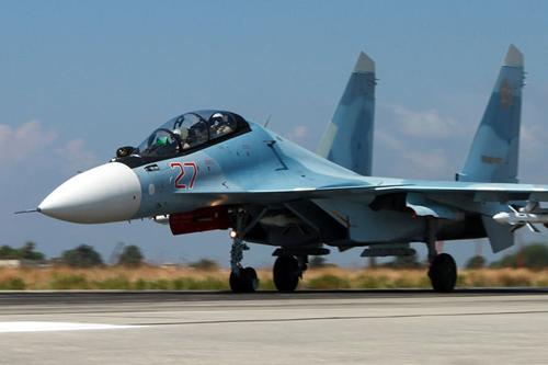 Syria thành đấu trường thử nghiệm vũ khí không chiến Nga 1