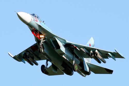 Syria thành đấu trường thử nghiệm vũ khí không chiến Nga 2