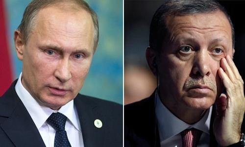 Nga cũng gánh mất mát từ đòn trả đũa Thổ Nhĩ Kỳ 1