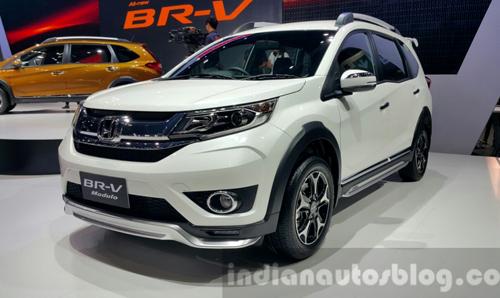 Honda BR-V Modulo - nâng cấp crossover gia đình 1