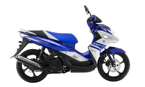 Yamaha Nouvo 2016 - nâng cấp để cạnh tranh Air Blade 1
