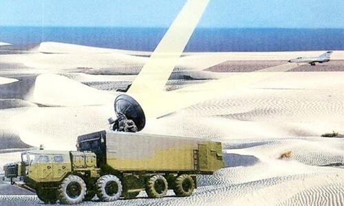 Thế trận bảo vệ máy bay Nga tác chiến trên bầu trời Syria 2
