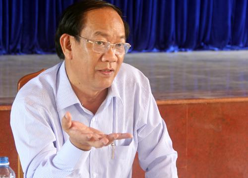 Quảng Nam hứa không lãng phí trụ sở huyện khi di dời 2