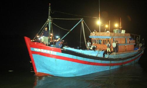 Việt Nam khẩn trương làm rõ vụ ngư dân bị bắn chết ở Trường Sa 1