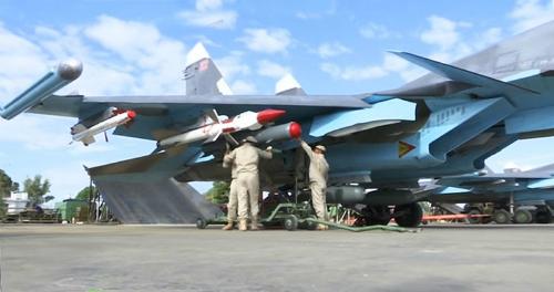 Nga tăng răn đe Thổ Nhĩ Kỳ bằng tên lửa không đối không 1