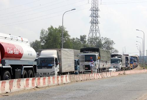Gần 840 tỷ đồng giảm ùn tắc đường vào cảng lớn nhất Việt Nam 2
