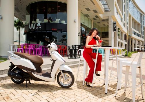 Honda Việt Nam khuyến mãi hàng loạt xe nhân Giáng sinh 2