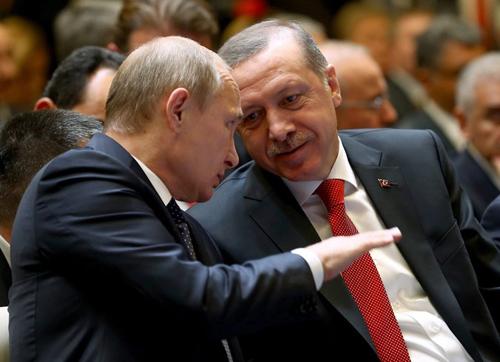 Tính cách giống nhau khiến xung đột Putin và Erdogan gia tăng 1