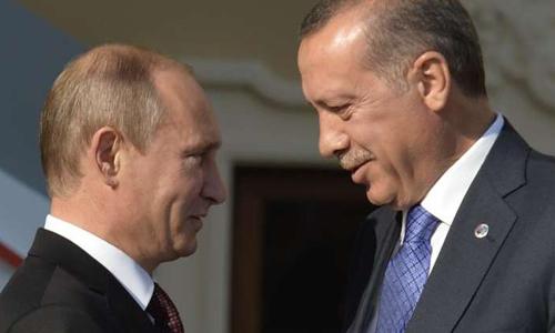 Tính cách giống nhau khiến xung đột Putin và Erdogan gia tăng 2