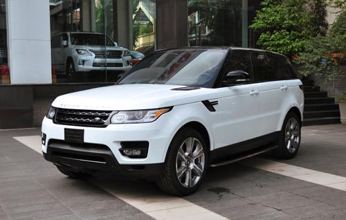 Range Rover Sport Limited 2015 đầu tiên về Việt Nam 1