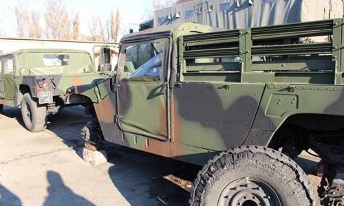 Binh sĩ Ukraine nản với khí tài được Mỹ cung cấp 1