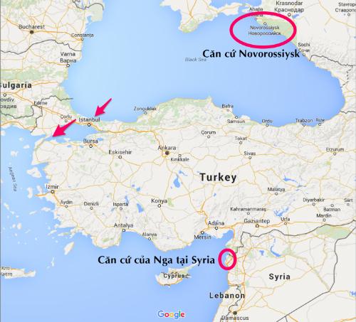 Át chủ bài Thổ Nhĩ Kỳ dùng để phản đòn Nga 2