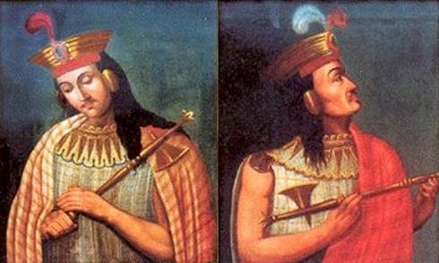 Huynh đệ tương tàn khiến đế chế Inca sụp đổ