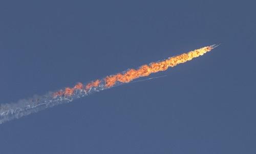 Những dữ liệu gây ngờ vực trong vụ bắn hạ Su-24 Nga 1