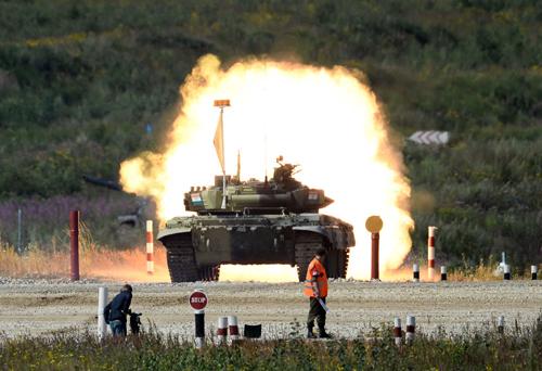 Tăng T-90MS - khắc tinh của tên lửa TOW trên chiến trường Syria 1