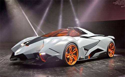 Lamborghini có thể sản xuất siêu xe một chỗ 1