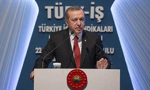 Tổng thống Thổ Nhĩ Kỳ dọa tung bằng chứng Nga buôn dầu với IS