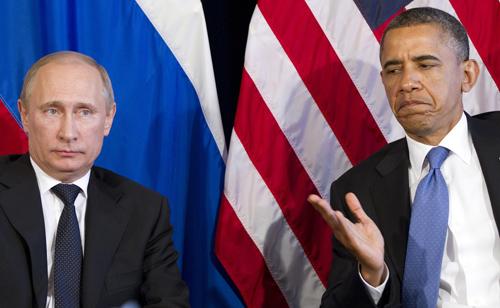 So sánh chiến lược Nga - Mỹ khi can thiệp Syria 1