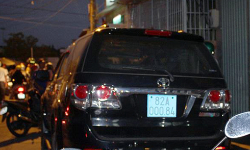Viện trưởng VKS lái ôtô tông 4 người suốt 30 km bỏ chạy