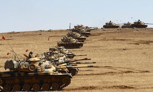 Lý do Thổ Nhĩ Kỳ khước từ phong tỏa biên giới ngăn IS 1