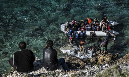 Bên trong thế giới buôn người di cư ở Thổ Nhĩ Kỳ 1