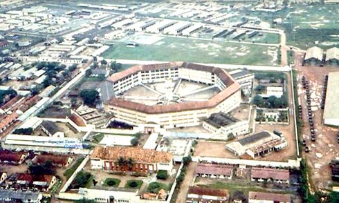 Trại giam Chí Hòa - 'trận đồ bát quái' giữa lòng Sài Gòn