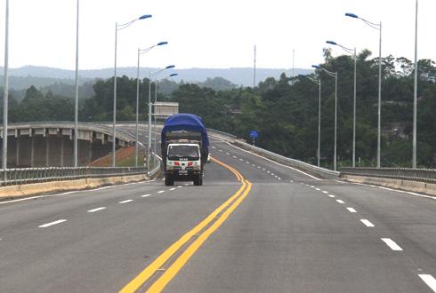 Gần 140.000 vé điện tử tuyến cao tốc Nội Bài - Lào Cai bị mất