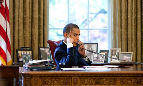 Điều đặc nhiệm chống IS, Obama có thể sa chân vào vết xe đổ 1